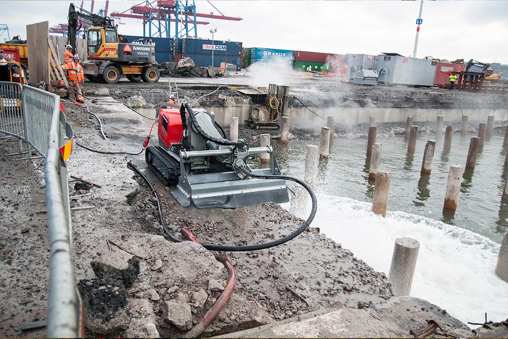 Sistemas de limpieza y renovación de superficies