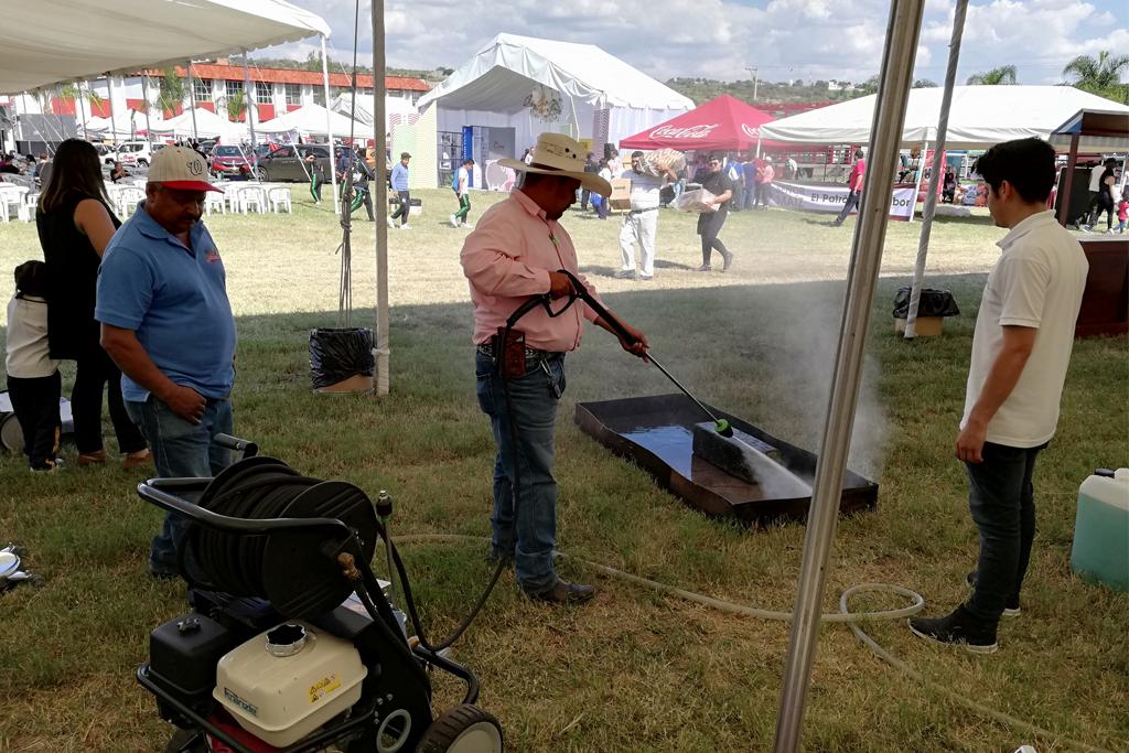 Participación en Expo Agrolimentaria Sinaloa 2018